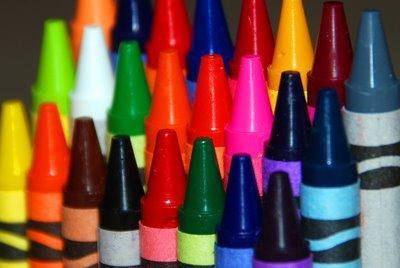 bts crayons